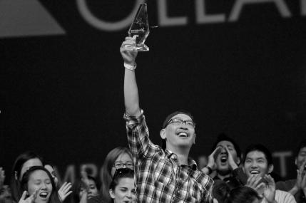 Alvin Lau's Spoken Word Victory