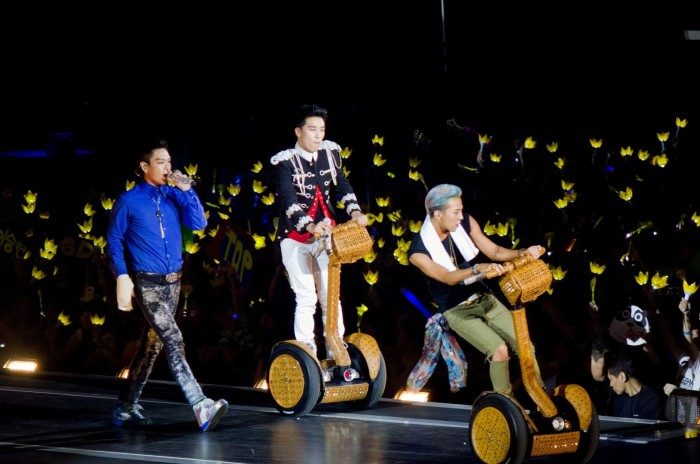 Big Bang Segway