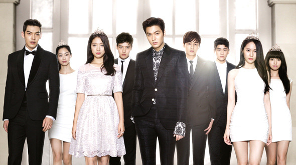 Heirs Korean Drama
