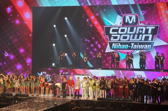 M!Countdown Taiwan