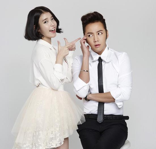 prettyman- IU and JGS