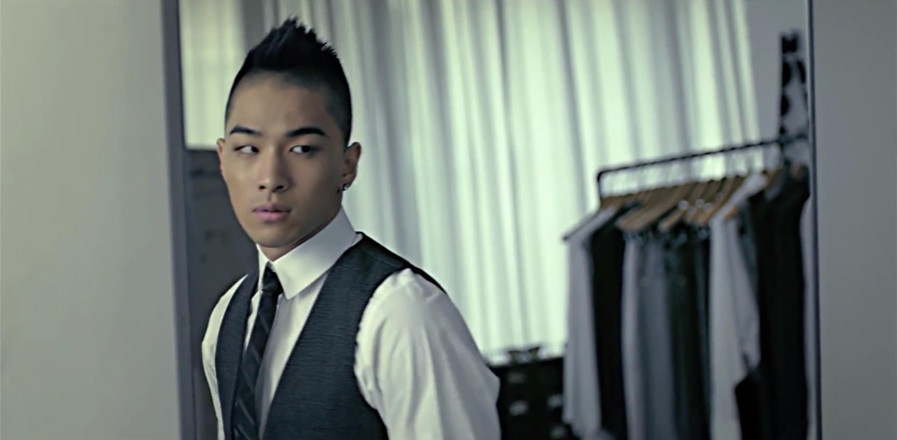 Wedding Dress Taeyang Hairstyle