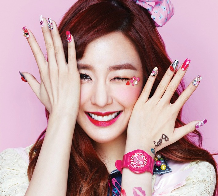 Celebrity Nail Artist: Korean Celebrity Inspired Wants: Nail Art
