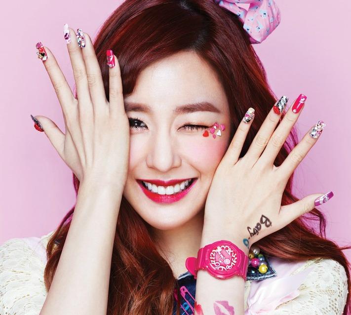 Celebrity Nail Artist: Korean Celebrity Inspired Wants: Nail Art