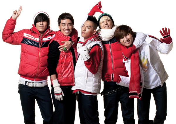Big Bang Christmas 2