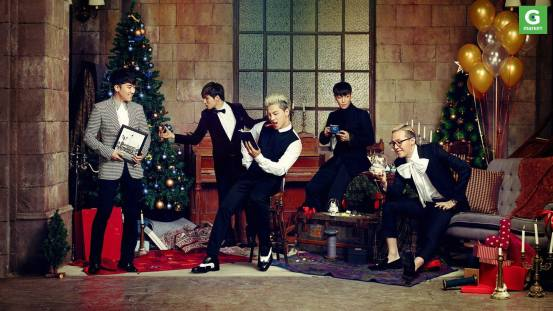 Big Bang Christmas