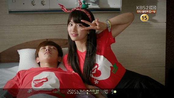 Big- Suzy Couple Shirts