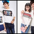 Couple shirts- Hakuana and British