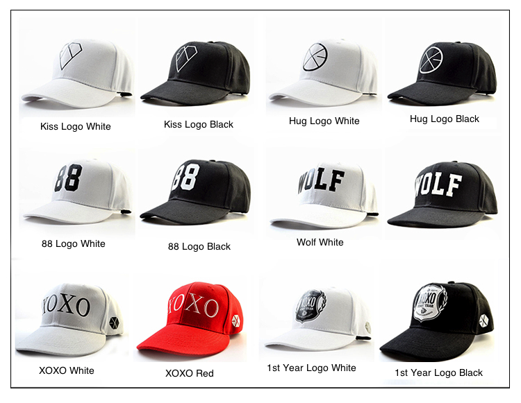 EXO Hats
