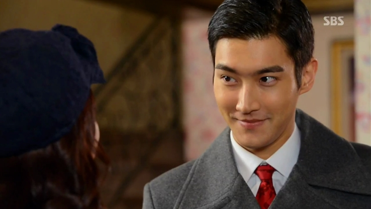 King of Dramas Siwon