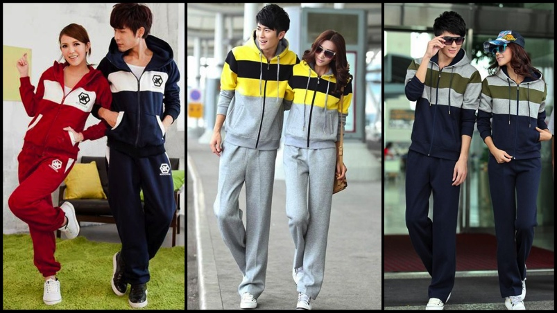 Korean Tracksuit