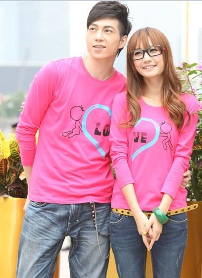 Pink Heart Shirt