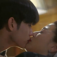 First Kiss in Man from the Stars