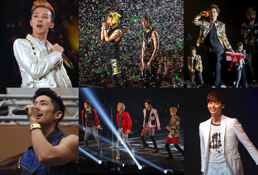 Kpop Concerts