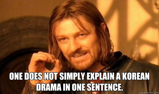 Explain Kdrama