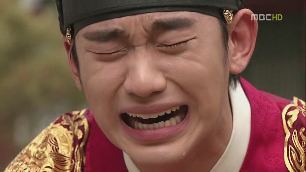 Moon Embracing the Sun- Cry