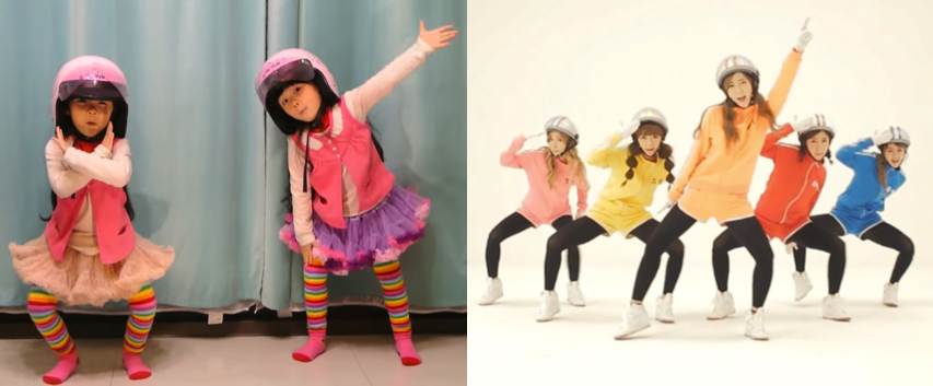 Crayon Pop - Zony and Yony