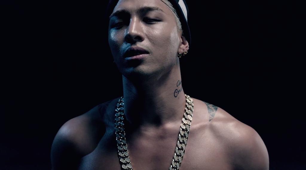 Taeyang Closeup Rise