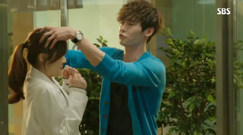 Doctor Stranger Head Scratch