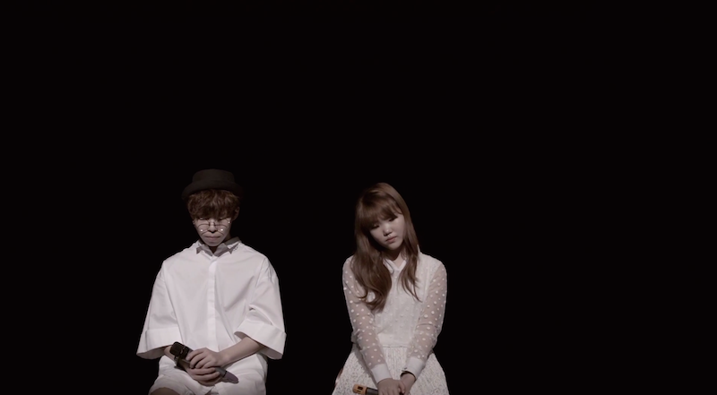 AKMU EYES NOSE LIPS COVER