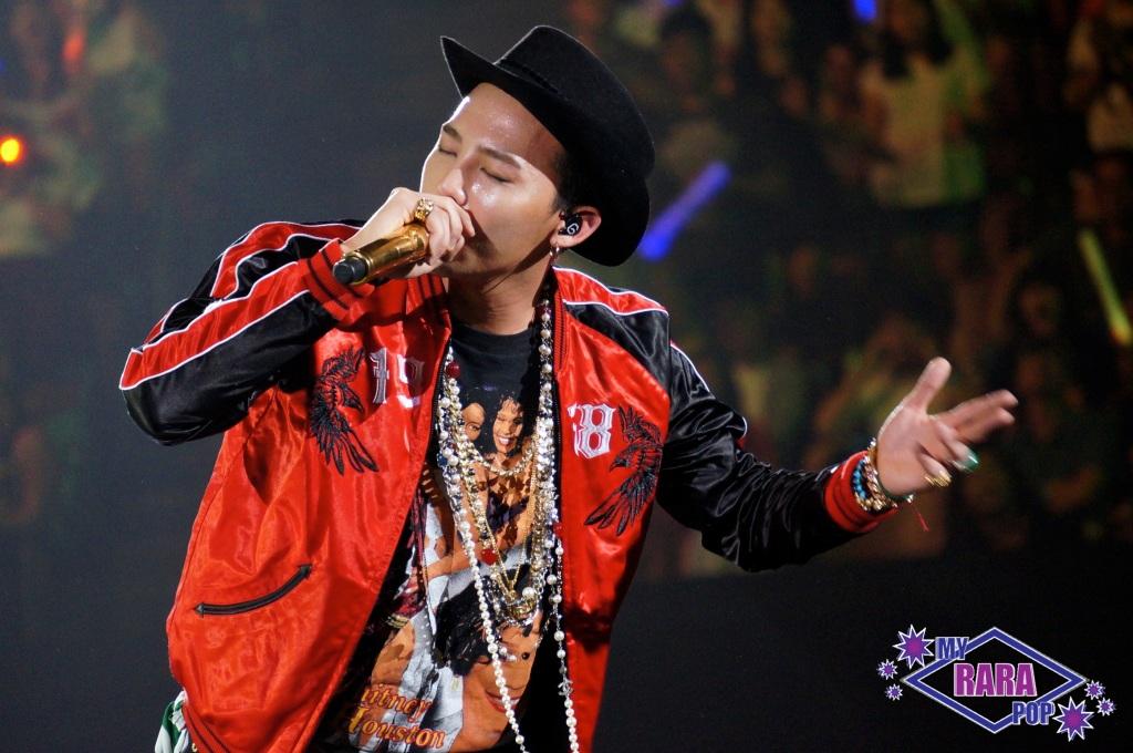 G-Dragon Kcon A
