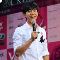 Post on DramaFever: Meeting Lee Seung Gi at KCON