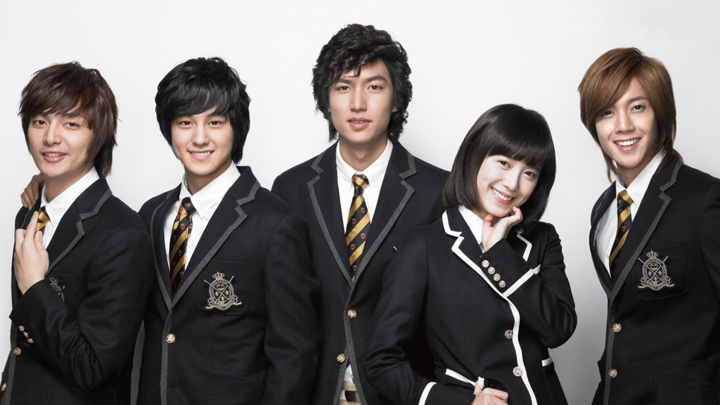 Boys Over Flowers Group