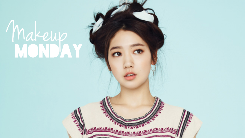 Makeup Monday - Park Shin Hye